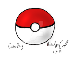 PokeBall by CaterBug