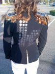 The Killers Feather Jacket- K by Allmypower