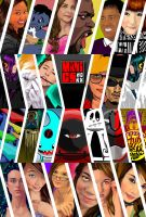 My 2012 Vector Compilations and more by maddaluther