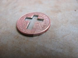 Jesus Makes Cents by kdude63