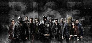 The Dark Knight Rises Promo: What Could Have Been by 1enae4ragon