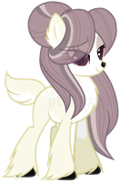 Cream Delight's Official Debut by BlueRainiPony