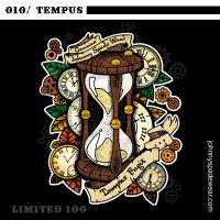 010/ TEMPUS by johnnyspadewear
