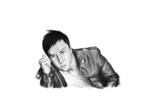 donnie yen by dennis0306