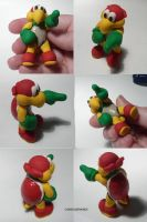 Koopa Bros Red by ChibiSilverWings