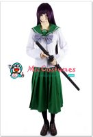 Highschool Of The Dead Fujimi Shobo Cosplay by miccostumes