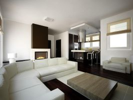 Small flat with kitchen pt2 by pressenter