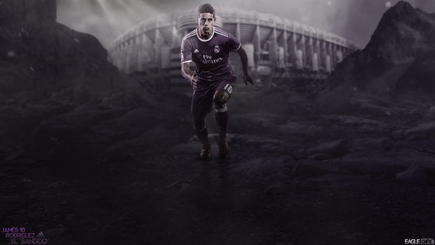 James Rodriguez V1 16/17 by Anis19Zed