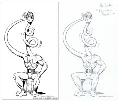 Rfradon-plasticman-before-and-after-01 by FLComics