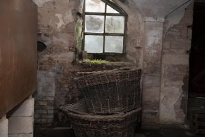 Baskets at the window by jlambe17