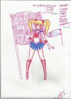 Sailor venus, The real one xD by Aino-Fred