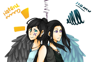 Different Personalities - PC by jellification
