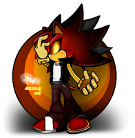 JOEY THE HEDGEHOG by Miles-CHC