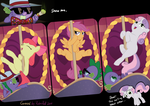 three rides on the carousel by RobnRoll