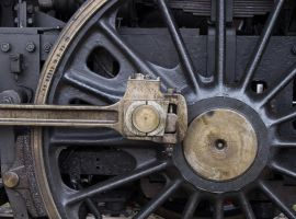 Steam engine by Joffi