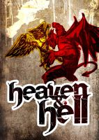 Heaven and Hell Alt by nimbusnymbus