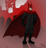 The New Batman by MarkHartman