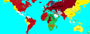 what if the axis won ww2 ? (mapping) by DimLordofFox