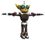 R:D Clank Ratchet (Cut Content) by o0DemonBoy0o