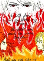 Till the City of Heavenly Fire My Friends(SPOILER) by missanimestranger