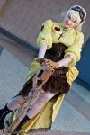 Steampunk Seras Victoria 2 by Insane-Pencil