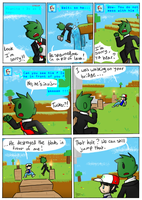 The Mianite Fan-made Comic - Chapter 1 Page 12 by Hokyokkugitsune