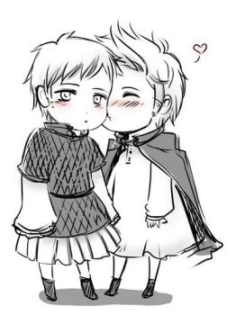 APH Little Kiss by MaryIL
