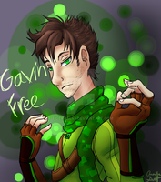Gavin Free by tigergal43