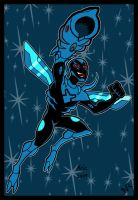 NEW BLUE BEETLE by Josh-van-Reyk