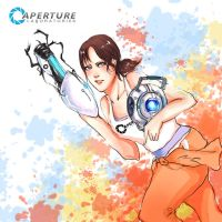Chell by suzanna8767