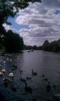 Windsor- The River Thames by shadi717