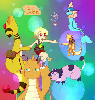 You haven't been challenged by PKMN COLLECTOR BUZZ by PrincessBourbon