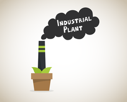 Industrial PLant by michaelspitz