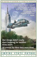 Empire State Patrol teaser II by BWS