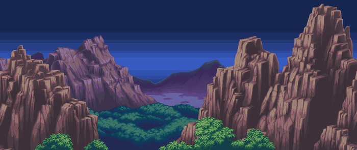 Dragon Valley (Freedom Planet 2) by TimJonsson