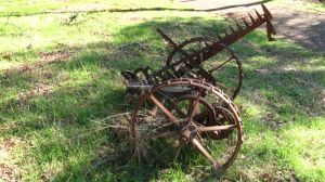 Antiquated machinery by Eris-stock