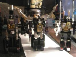 G1 insecticons by lovefistfury