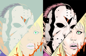 JASON From Friday The 13TH by DavidCunningham