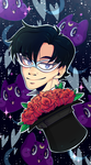 Tuxedo Mask by DarkMagic-Sweetheart