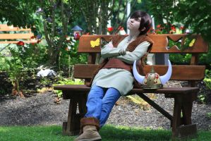 Let Me Think...~Hiccup~ by TheDoorWithin