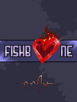 FishBone Crew Logo mobile by breeze-fbn