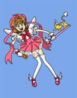 Card Captor Sakura by LittleGreenHat
