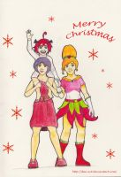 Merry Christmas to all my friends!!! by DAE-Art