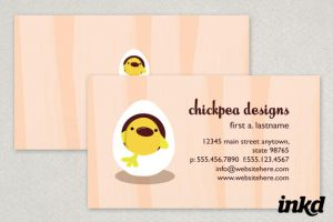 Chic Baby Clothes Business by inkddesign