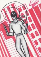 Daredevil: The Man Without Fear by JokerHarley2345