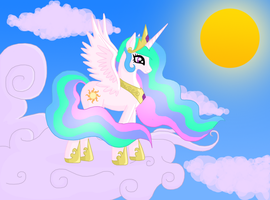 The Solar Princess by TeaganLouise