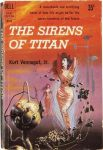 Medium 1959 - The Sirens Of Titan - Kurt Vonnegut  by linaket