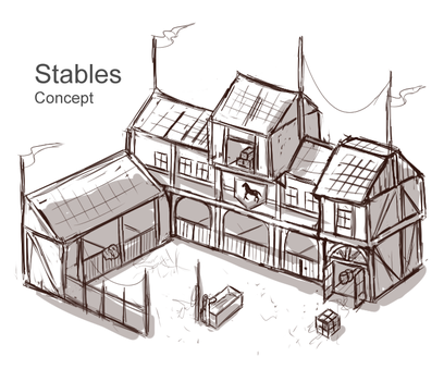 Stable Concept by Sun-Dragoness