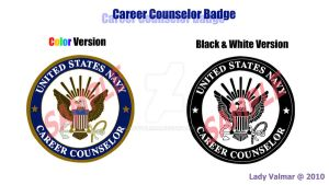 Navy Career Counselor by ladyvalmar