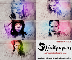Pack Wallpapers by ValeUnicorn123